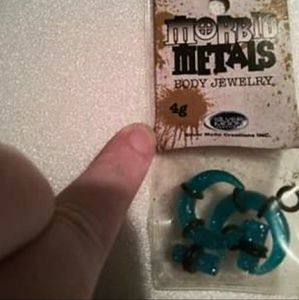 Morbid Metals 4g Plugs